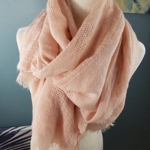 Accessories - Pink Scarf